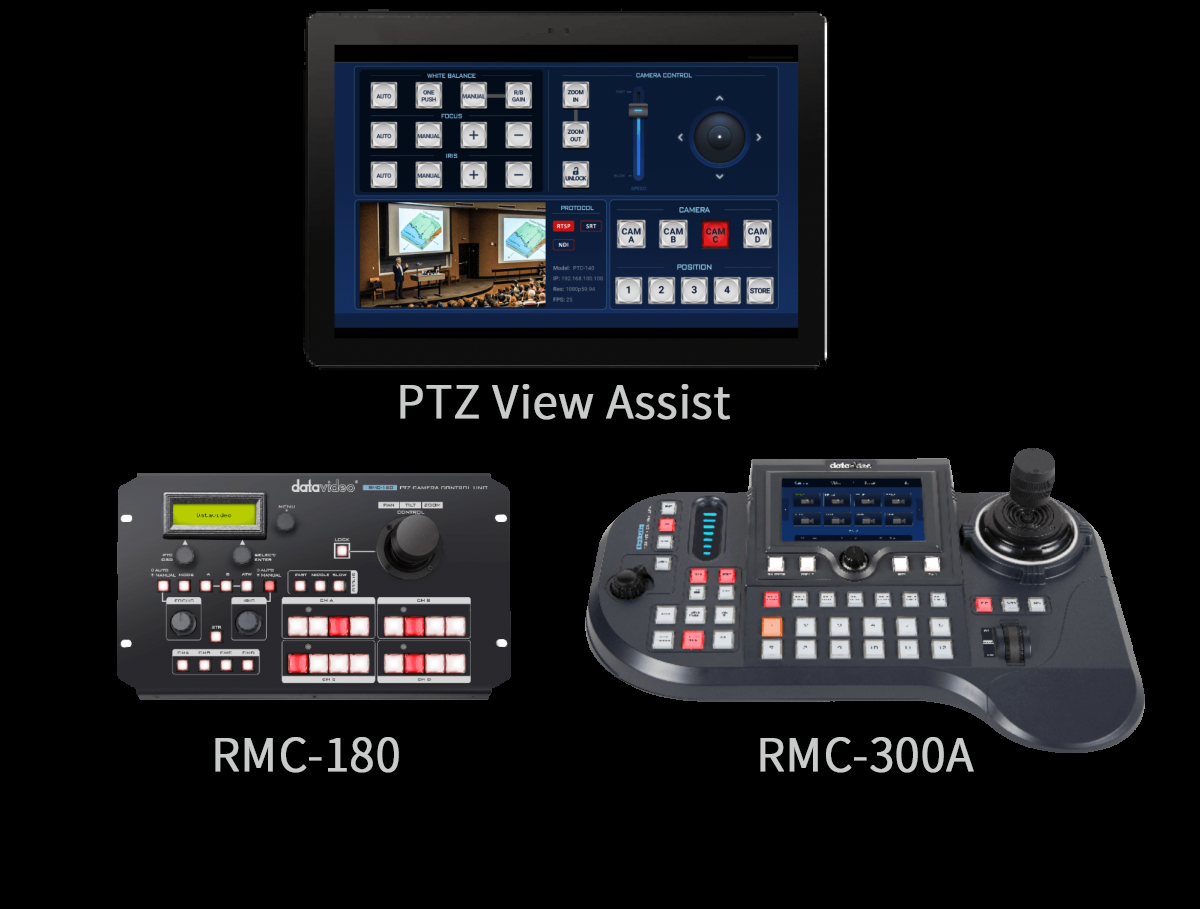 Compatível com diversos controladores
