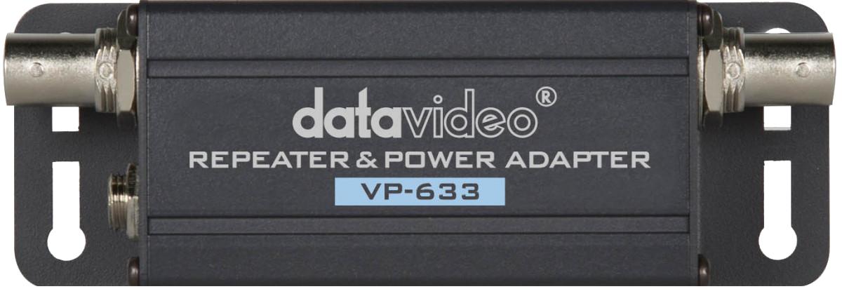 Supports HD/SD-SDI