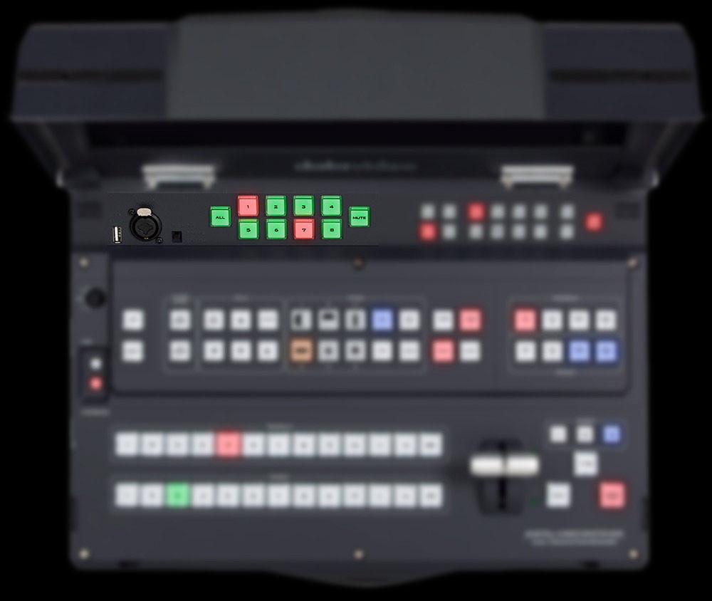 Build in Intercom System