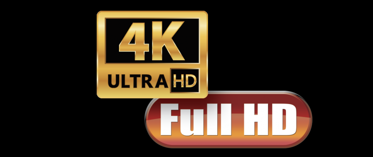 Support 4K UHD resolution input and multiple input configurations