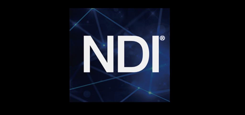 Supports NDI technology