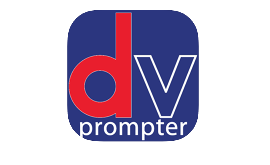 dv Prompter Plus is a full function teleprompter scripting application suitable for Apple and Android devices.