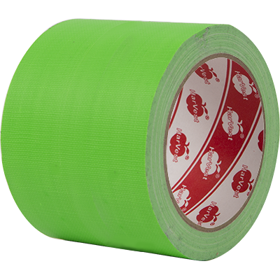 TA-2 enhance the green and blue backdrops. The tapes come in different sizes for all kinds of programs.