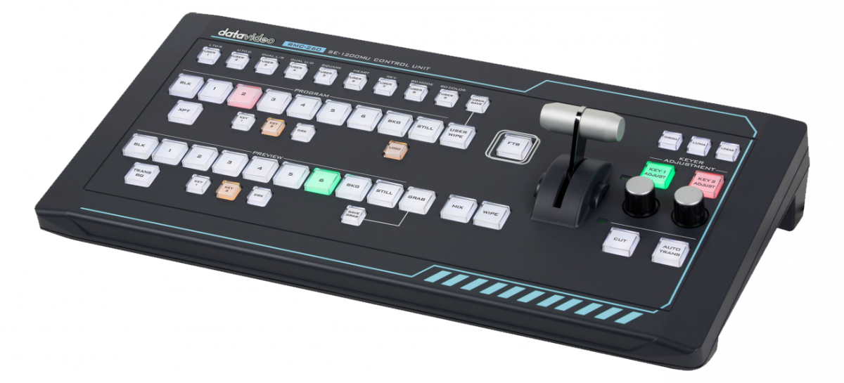 Switcher style controller