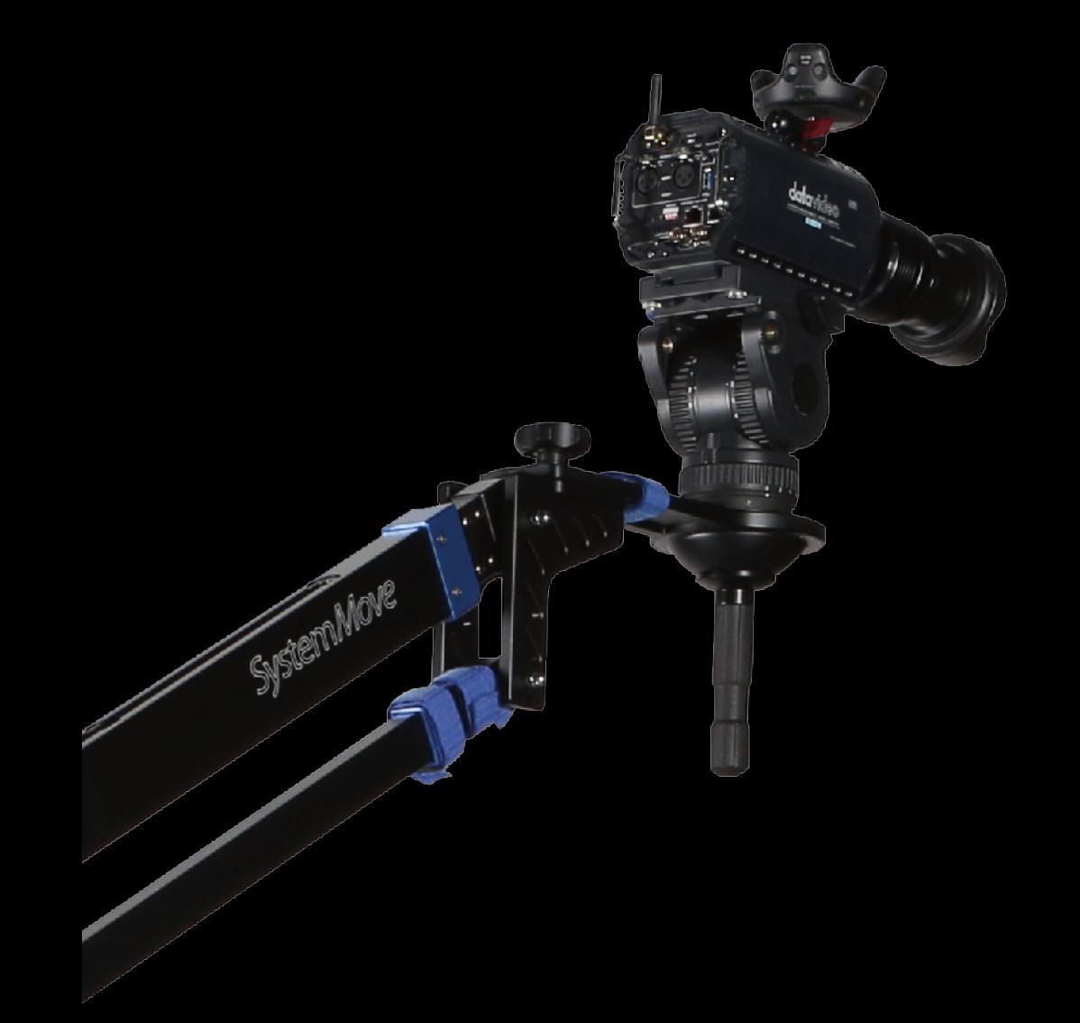 Optional Tracking Device  Camera Crane