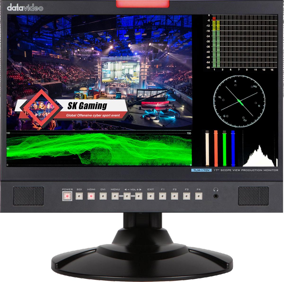 17.3'' Full HD desktop monitor