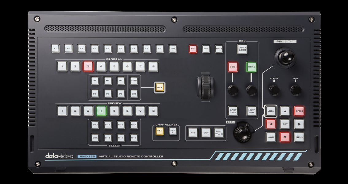 RMC-285 control panel included