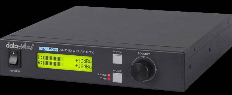 RCA & XLR inputs