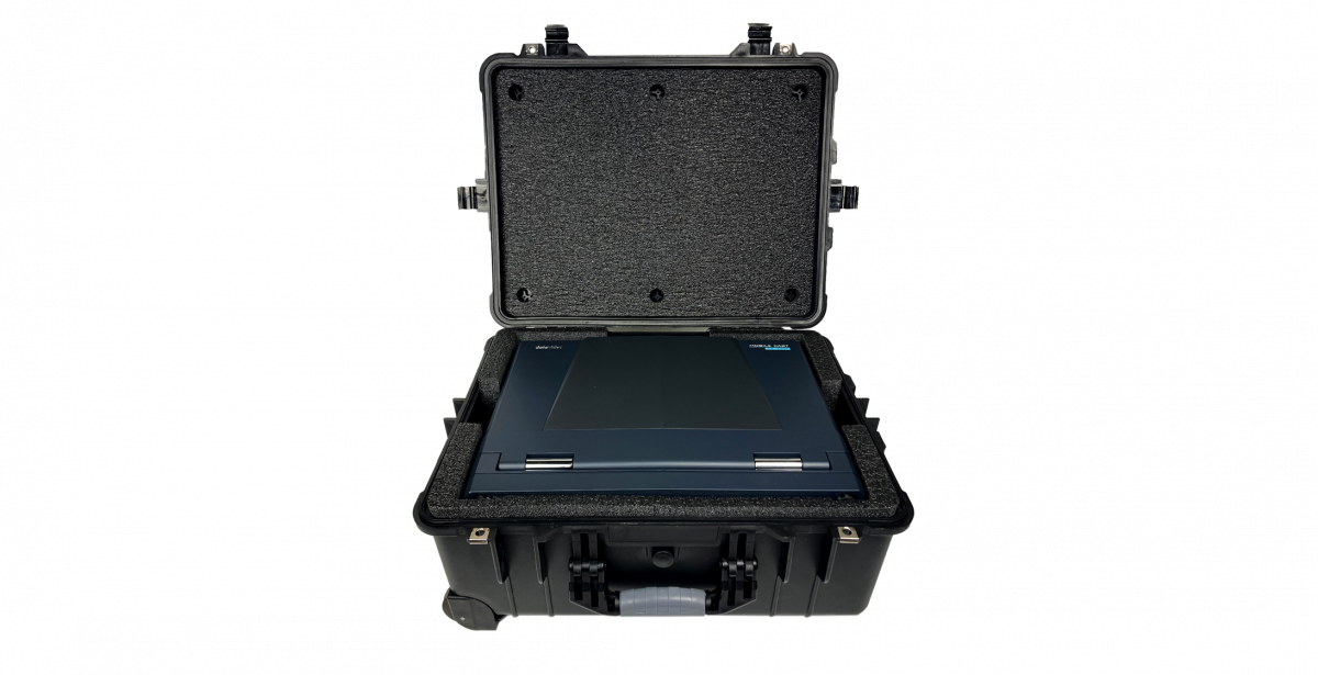 Protective Case for Mobile Cast Studios