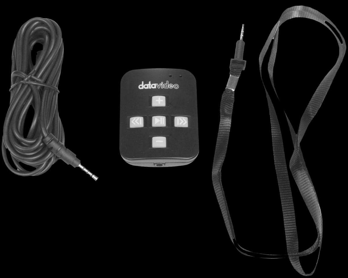 Дистанционное управление телесуфлерами через Bluetooth или кабельное соединение