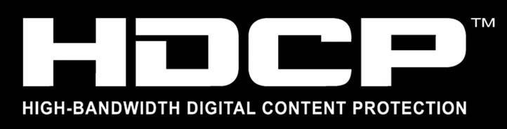 HDCP compliant