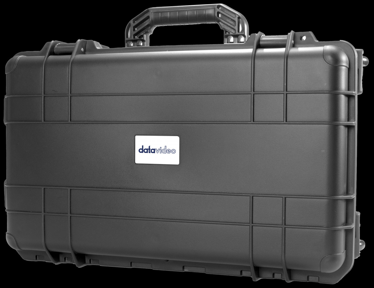 Trunk style with retractable handle and wheels