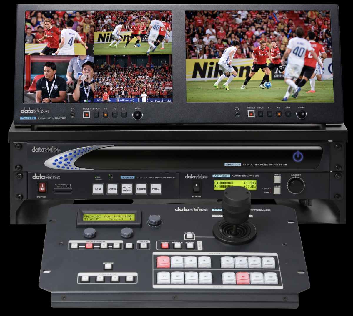 5 in 1 complete video production solution