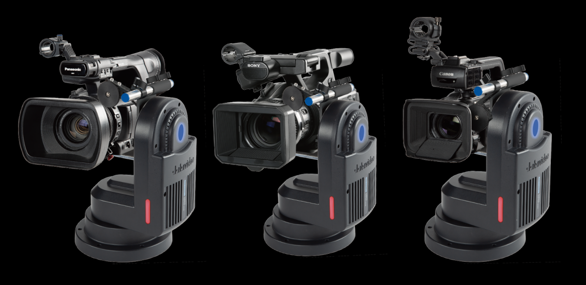 Wide Range of Compatible Cameras Supported