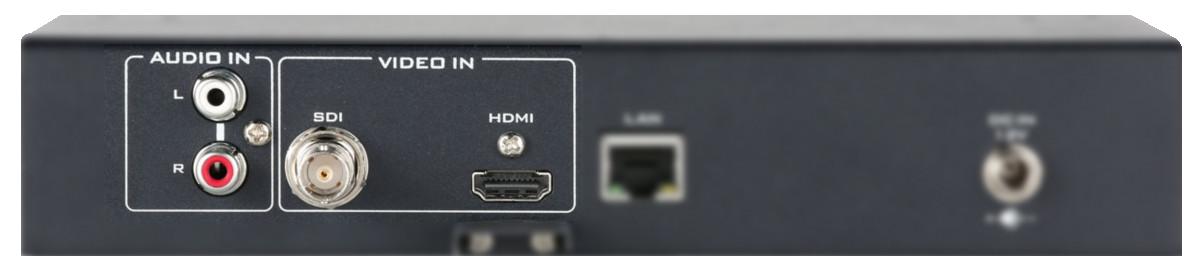 1x SDI / HDMI input