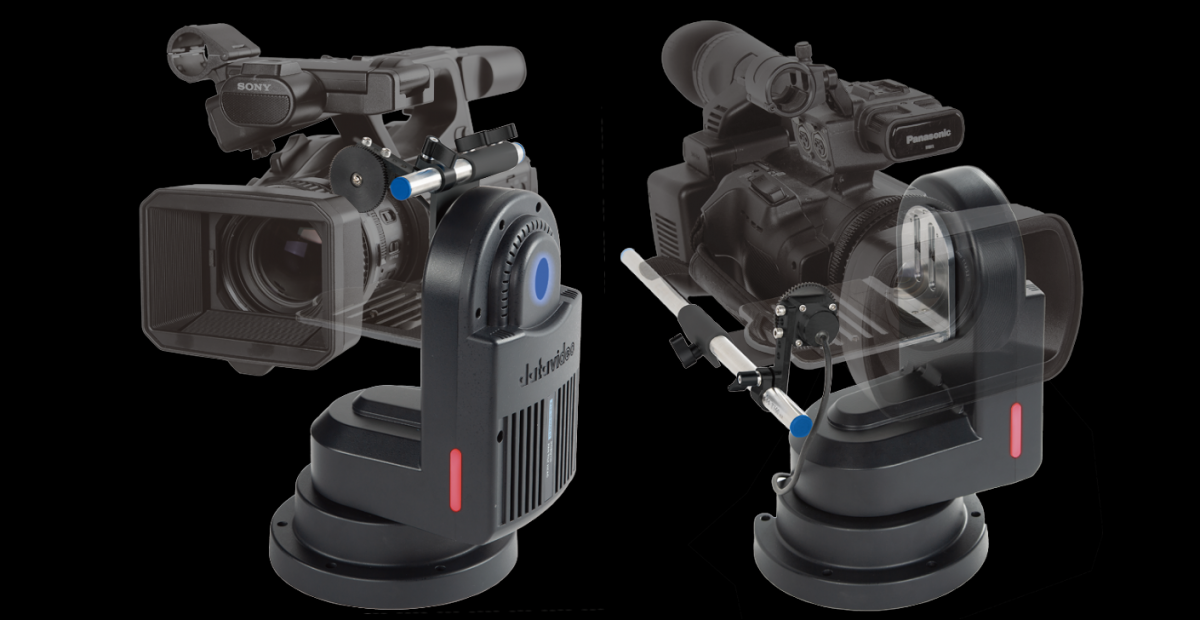 Optional Accessories: ZEK-1 Zoom Encoder Kit