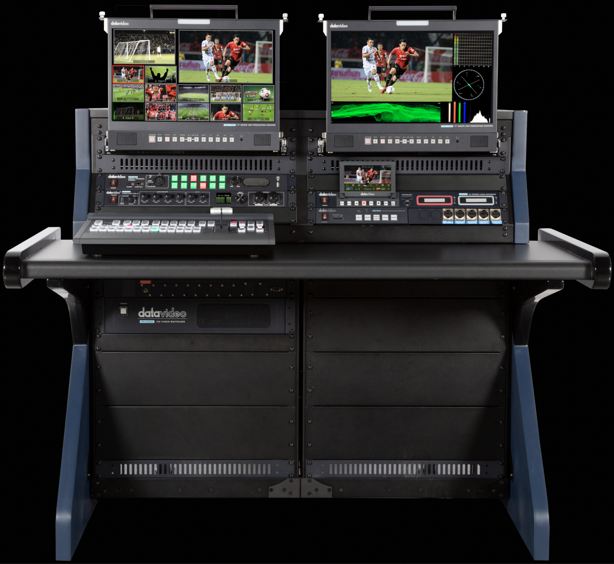 The Transportable Solution for Both In-Studio and On-Location Productions
