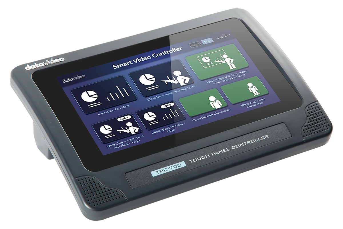 TPC-700 Touch Panel Controller