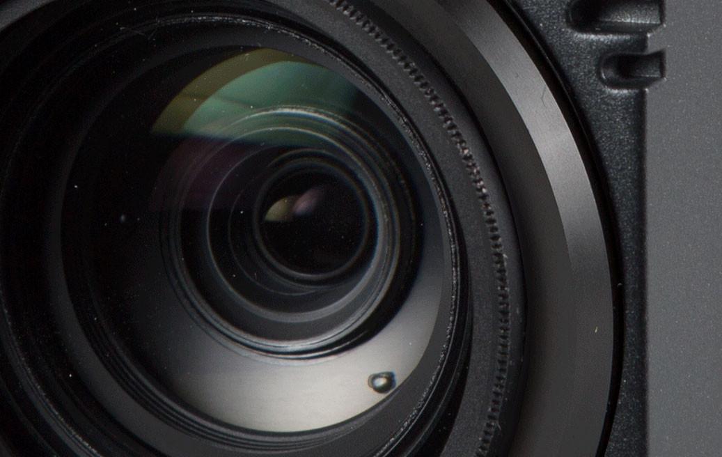 20x optical zoom, 16x digital zoom