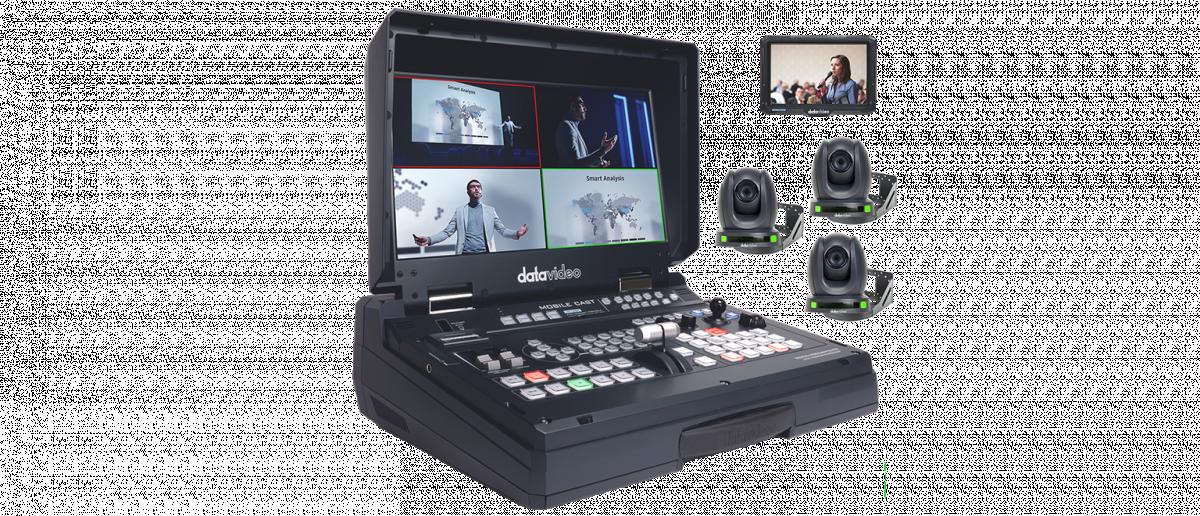 Complete HDBaseT Mobile Cast Kit