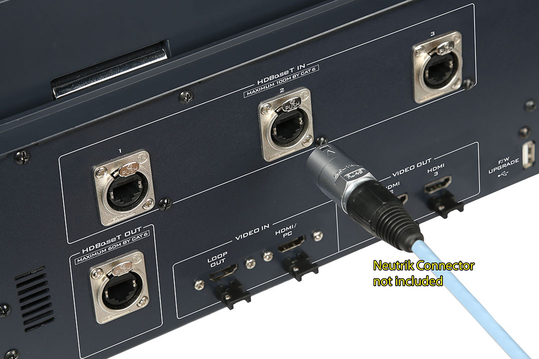 Made with HDBaseT Technology