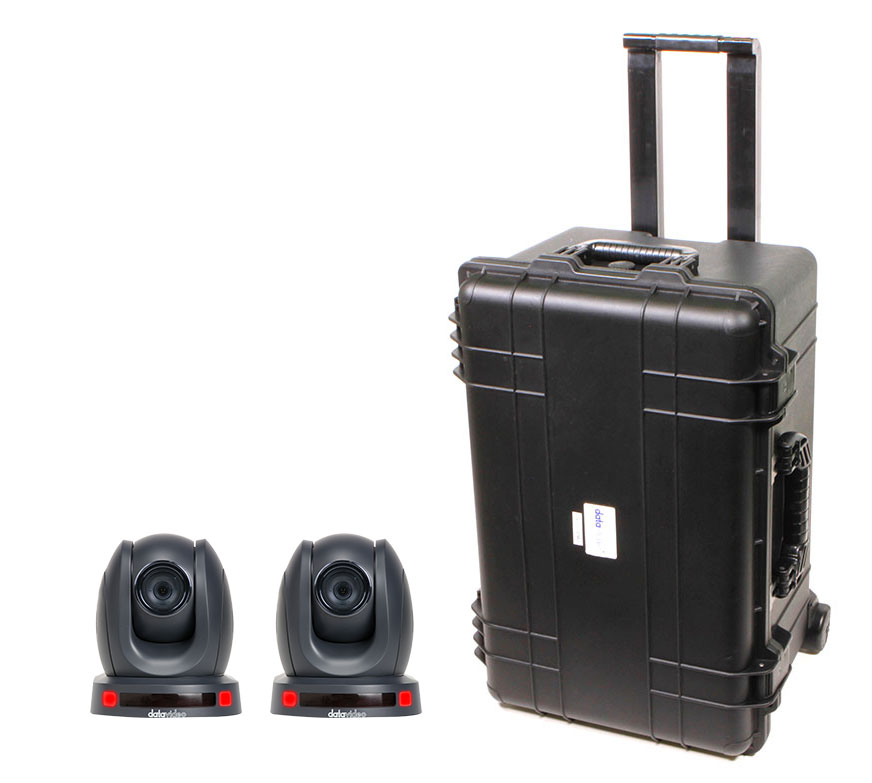 Two Camera GoKit and Case using PTC-140T