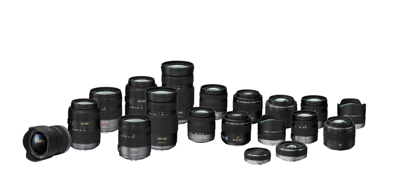 MFT lens mount