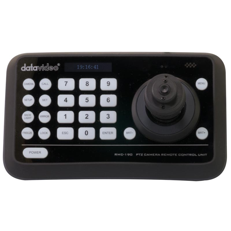 Control up to 7 PTC-140 / 140T