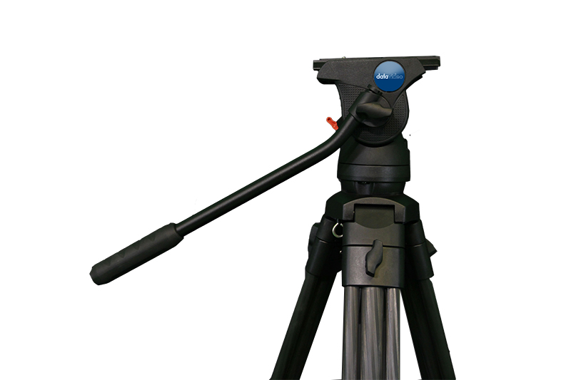 Included tripods for the perfect shot